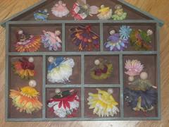 Flower Fairies IC 18 Iron Craft 18