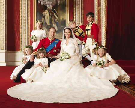 From Kate 39s stunning ivory wedding dress to the earrings she worn