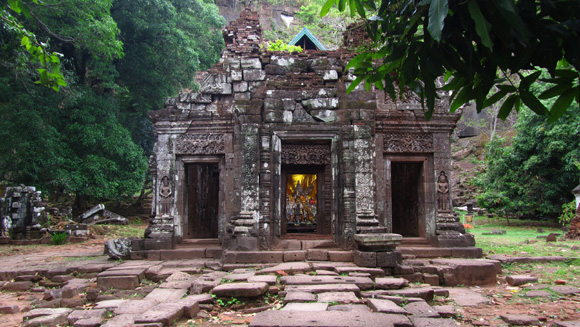 Wat Phu in Laos