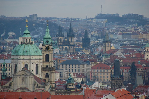 thousand bells, Prague