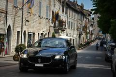 Maserati Quattroporte (Marleton) Tags: italy cars assisi maserati quattroporte 2011 worldcars marleton marleton93
