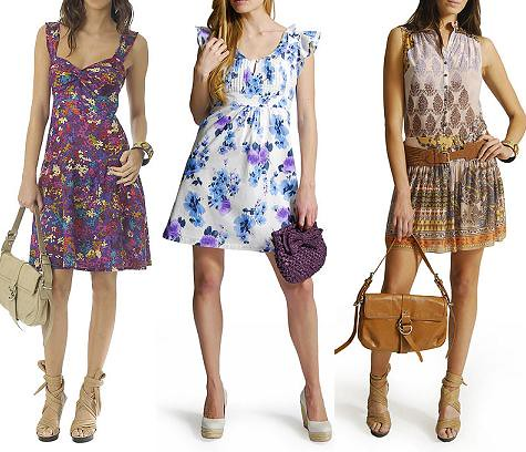 modelos de vestidos verão 2011