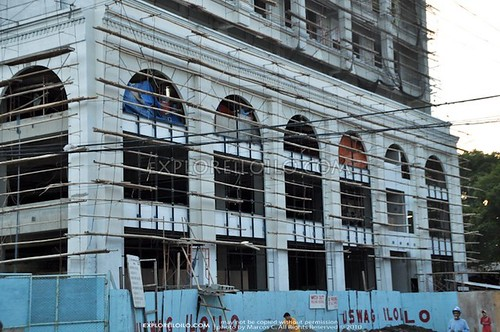 New Iloilo City Hall  Update   May 2011