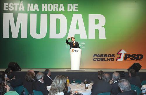XXXVII Jantar de Aniversário do PSD