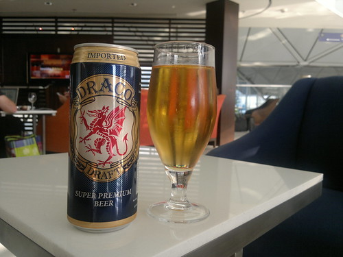 Whisbih Draco Super Premium Beer