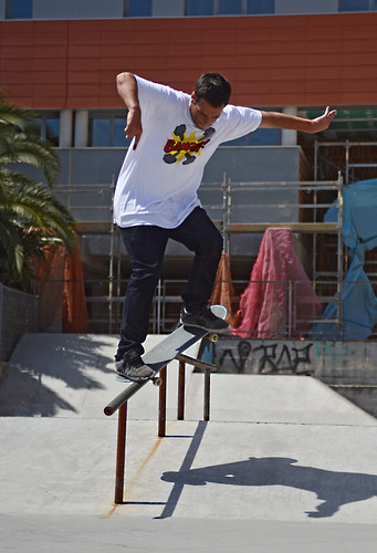 Bs K-grind by Ricardo Cantero