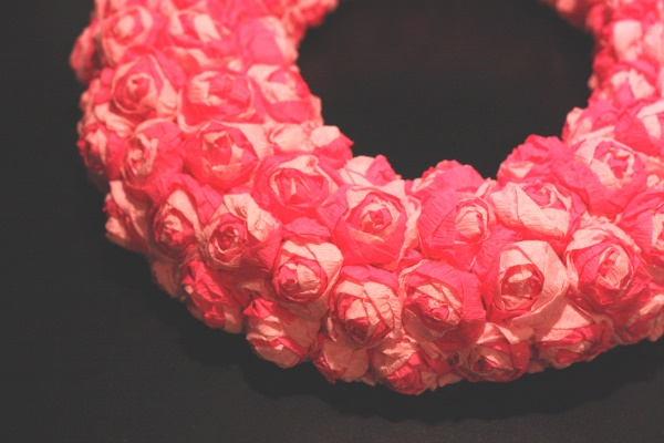 Rose Wreath, 5