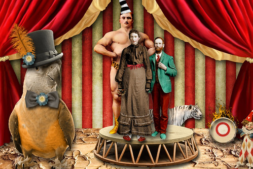 Circus (or, What Happens Next?) for Digital Whisper