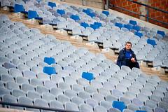Stand @ Maksimir (Ivan Klindić) Tags: canon stadium soccer croatia zagreb 28 stadion tamron 70200 league maksimir stands hnl hrvatska dinamo liga nogomet 40d publika tribine nogometna navijač