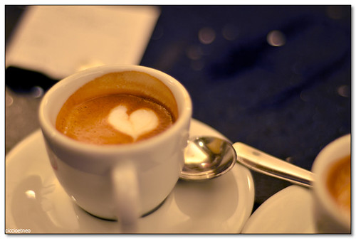 Catania - Love for the coffee