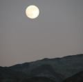 Death Valley Moon