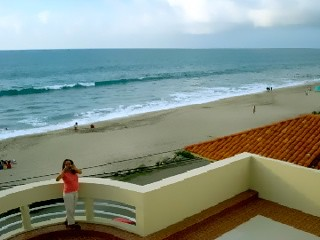 5795009794 144dcd369f Crucita Beach Front Condo for Sale