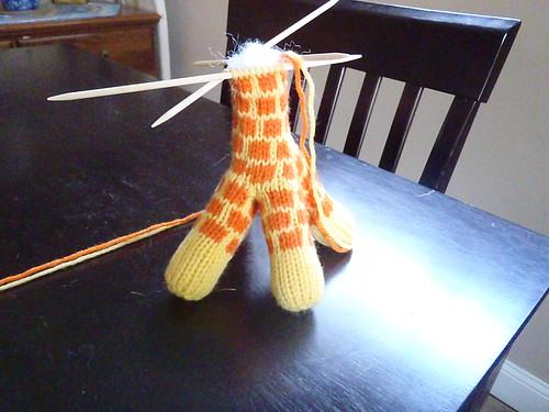 Knitting Patterns For Giraffe Free : Free Giraffe Pattern - My Patterns