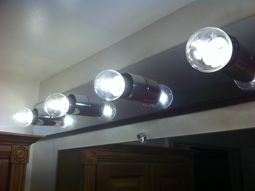 led lights from costco a photo by craig shipp com pho tos. Black Bedroom Furniture Sets. Home Design Ideas