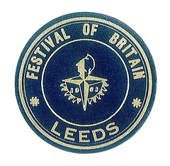 "Land Travelling Exhibition, Leeds - badge • <a style=""font-size:0.8em;"" href=""http://www.flickr.com/photos/61604709@N07/5823940089/"" target=""_blank"">View on Flickr</a>"
