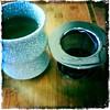 Green Tea at Arami (swanksalot) Tags: chicago greentea iphone arami swanksalot sethanderson