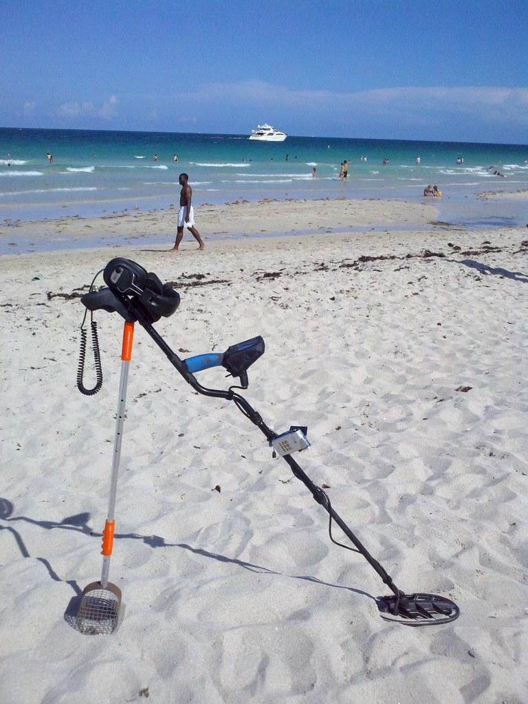 Florida Beach Metal Detecting Finds