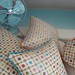 Poka-dot Checker Pillows
