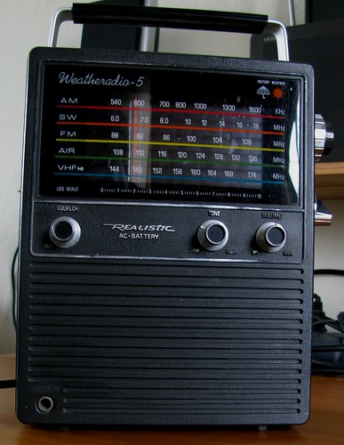 What was your first shortwave radio?