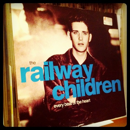 the Railway children / Every beat of the heart (1990)