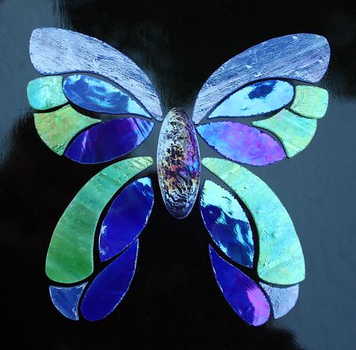 """butterfly  5.5""""x 5.5"""""""