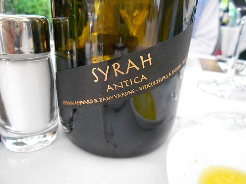 Swiss Syrah Antica