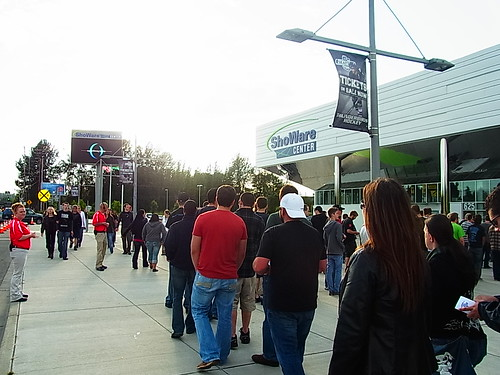 Kent, WA: Showare Center