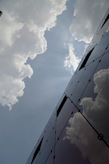 love clouds (meravigliosopericoloso) Tags: cloud milan love architecture high nikon nuvole nuvola technology expo milano moda sigma tokina tamron 70200 amore architettura hdr 1224 specchio premio architetture mailand 2015 d90 51aa giunture archs