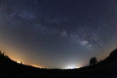 Milky Way Over Newlight, Tensas Parish (182) (frank3.0) Tags: train aperture louisiana astrophotography nightsky fireball theonethatgotaway lakebruin newellton zenitar16mmf28 tensasparish canon5dmkii july1stmeteor meteorsighting