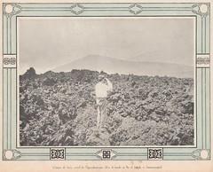 Erupción volcan de San Salvador 1917
