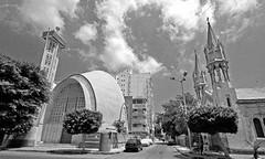 02_Port Said - Saint Therese Church (usbpanasonic) Tags: canal redsea egypt portsaid mediterraneansea egypte  suez egyptians egyptiens sainttheresechurch