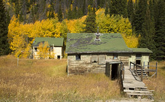 abandoned section housing (eDDie_TK) Tags: colorado co gilpincountyco gilpincounty rollinsvilleco moffattunnel eastportal abandoned