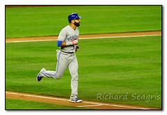 Bautista is Walked (seagr112) Tags: seattlemariners seattle torontobluejays safecofield mlb baseball baseballgame washington josebautista