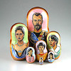 Romanov Family Russian Nesting Doll (The Russian Store) Tags: trs matrioshka matryoshka russiannestingdolls кукла stackingdoll русская russianstore матрешка russiangifts русскиймагазин russiancollectibledolls shoprussian русскиеигрушки русскиеподарки русскиесувениры