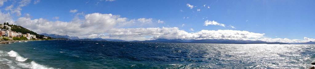 Lago Nahuel Huapi in Bariloche