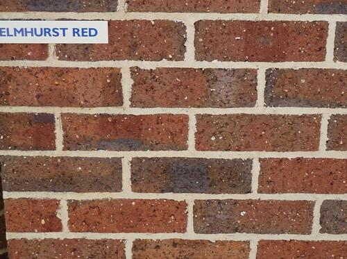 Elmhurst Red brick