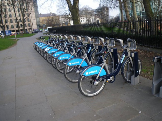 London Cycling Scheme