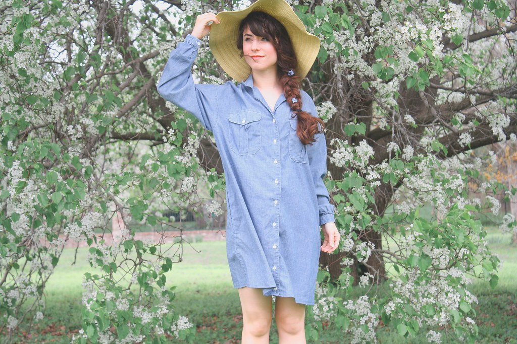 blooming leopold vintage spring lookbook
