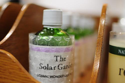 The Solar Garden