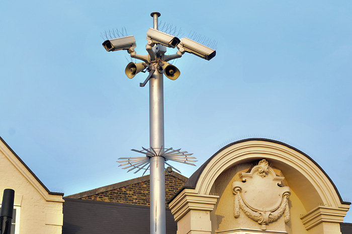 CCTV, Finsbury Park station