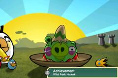 Angry Birds - Ham 'Em High