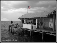 Storm heading in.... (MikeDalePhotos..... 300,000 + views ==> Thank you) Tags: anna fish beach mike island michael boat dock key long dale florida maria flag manatee american sarasota fl holmes nationalgeographic houes focalcolor