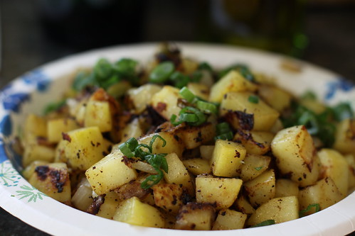 O' Brian Breakfast Potatoes