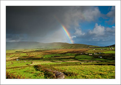 Summer in Kerry (liveforphotos) Tags: ireland summer green landscape rainbow dingle naturallight kerry irishlight seanreidy liveforphotos