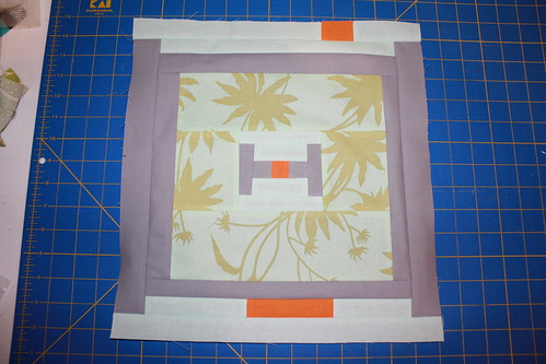 A Dozen Quilters Court House Steps for Hollie