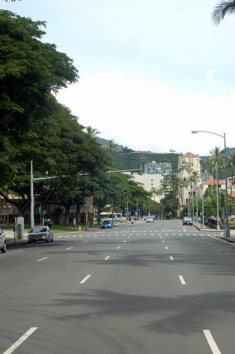Honolulu 檀香山街景