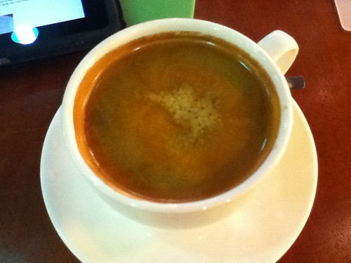 2011-02-26 - Another cafe - 01 - Coffee
