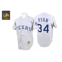 Texas Rangers #34 Nolan Ryan Grey Road Throwback Jersey (Terasa2008) Tags: jersey texasrangers  cheapjerseyswholesale cheapmlbjerseys mlbjerseysfromchina mlbjerseysforsale cheaptexasrangersjerseys