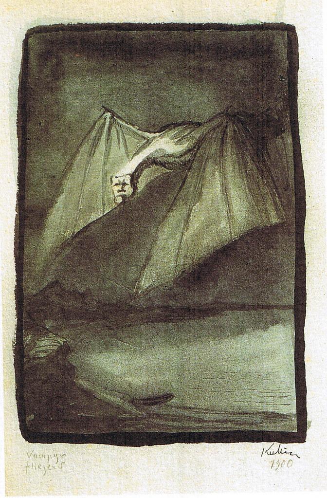 Alfred Kubin - Vampyre