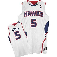 Atlanta Hawks #5 Josh Smith White Jersey (Terasa2008) Tags: jersey atlantahawks  cheapjerseyswholesale cheapmlbjerseys mlbjerseysfromchina mlbjerseysforsale cheapatlantahawksjerseys